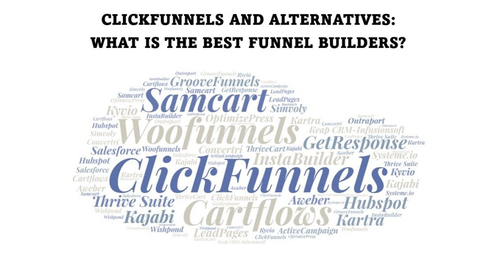 ClickFunnels, Alternatives And Competitors_ What is the Best Funnel Builders